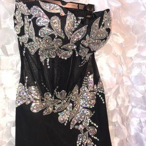 Black dress sz 12